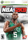 NBA 2K9 (Xbox 360)